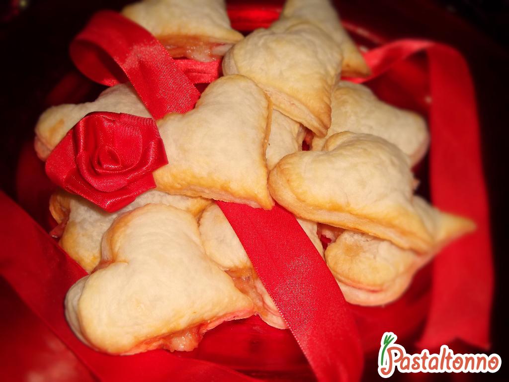 Pizzette di S.Valentino