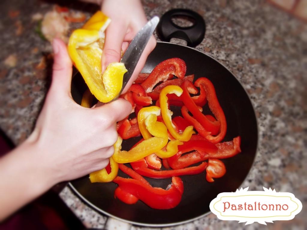 Come pulire i peperoni
